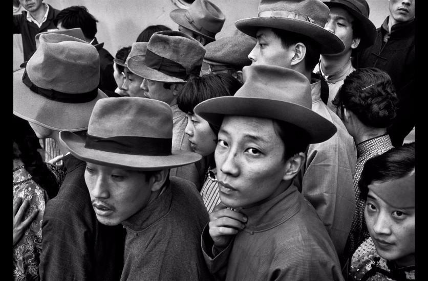 跟Patrick Zachmann看80年代的中国