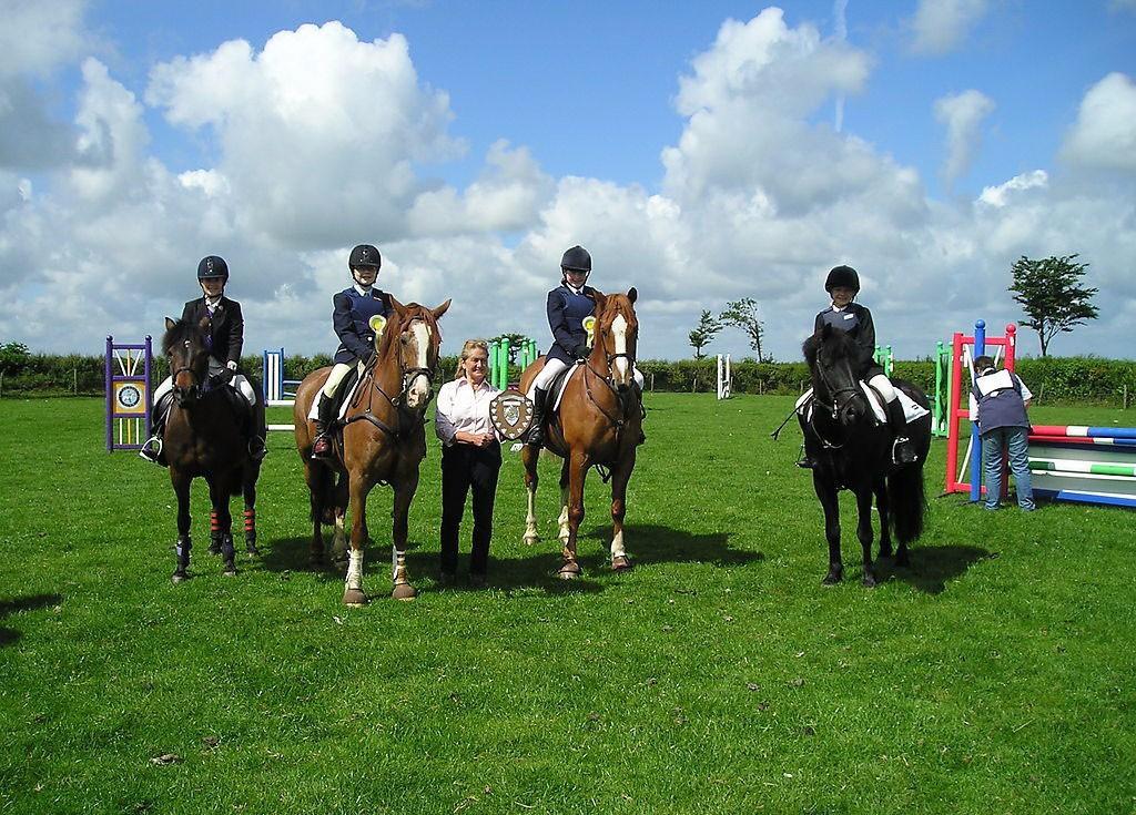 第8届城堡骑马活动(汉服骑马style)