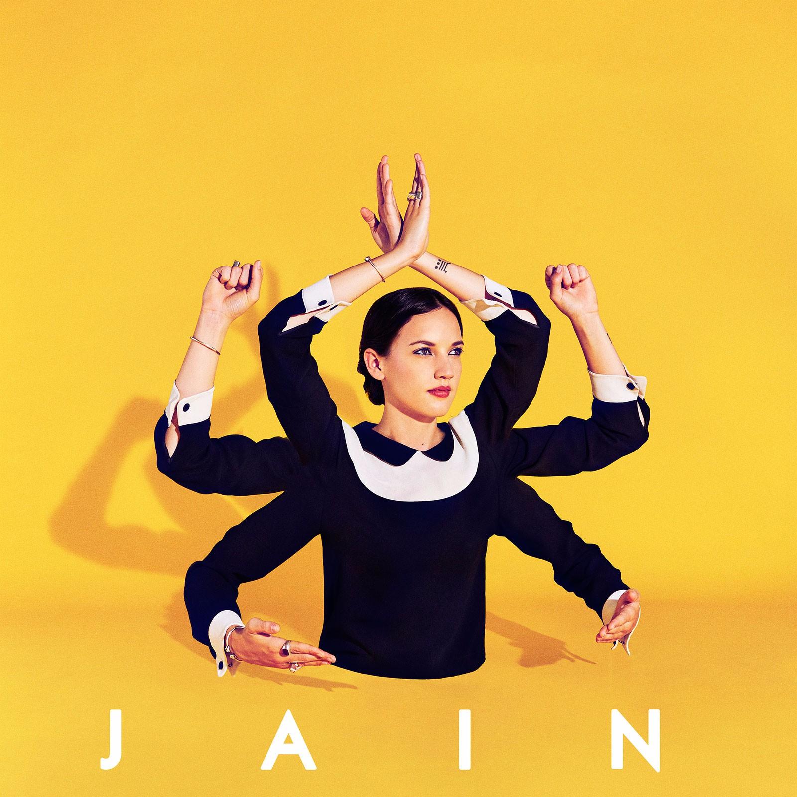 舞动精灵Jain巴黎演唱会
