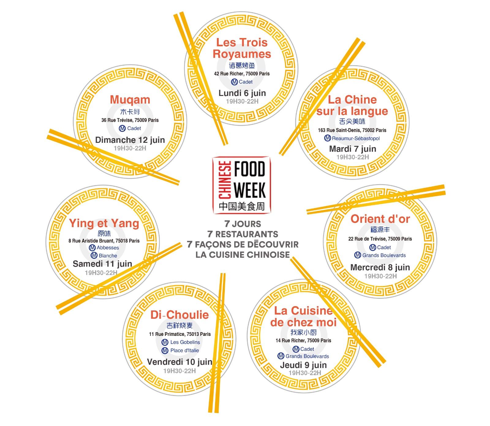 第三届中国美食周啊同志们!吃起来啊!