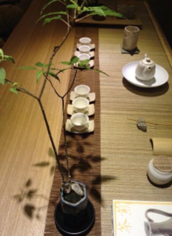【博衍茗香】中国茶艺初级研习班-第八节《茶之美学——茶席设计》