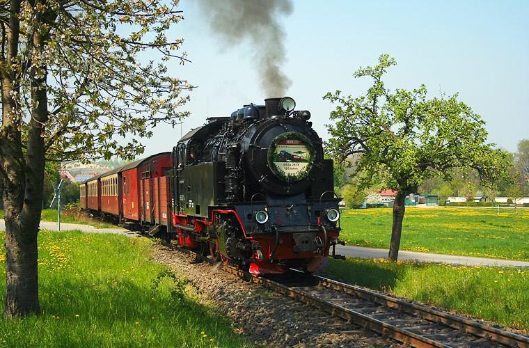 英国的蒸汽火车不仅能载你去霍格沃茨魔法学校,更能带你爬雪山看湖景