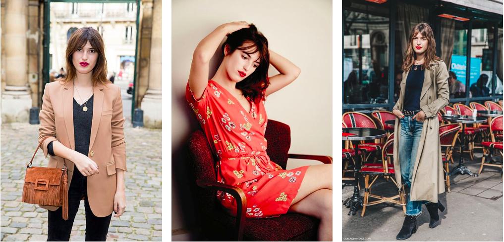 最时髦的巴黎女孩怎么穿?这10个姑娘法国人都当她们是偶像
