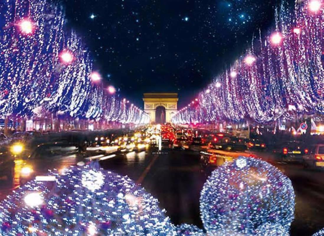 巴黎在圣诞怎么玩?最最详尽的攻略在这里