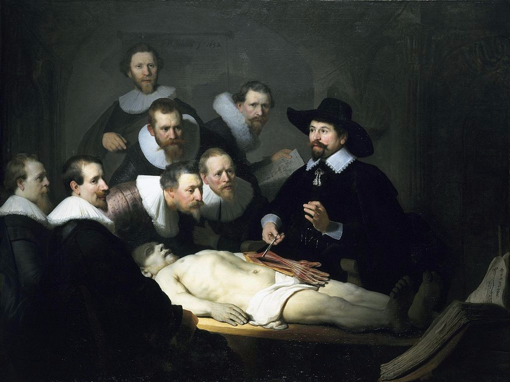 Rembrandt intime 伦勃朗 私密