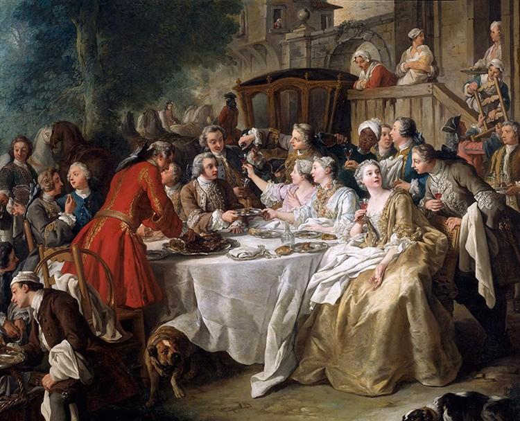 法国宫廷节日与庆典