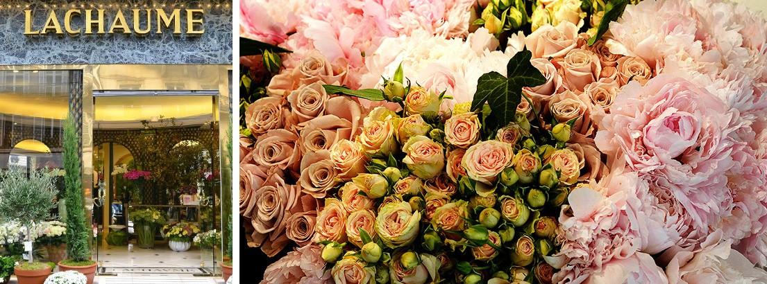 游走在巴黎街道感受芬芳,不妨探访这些小店寻觅花香