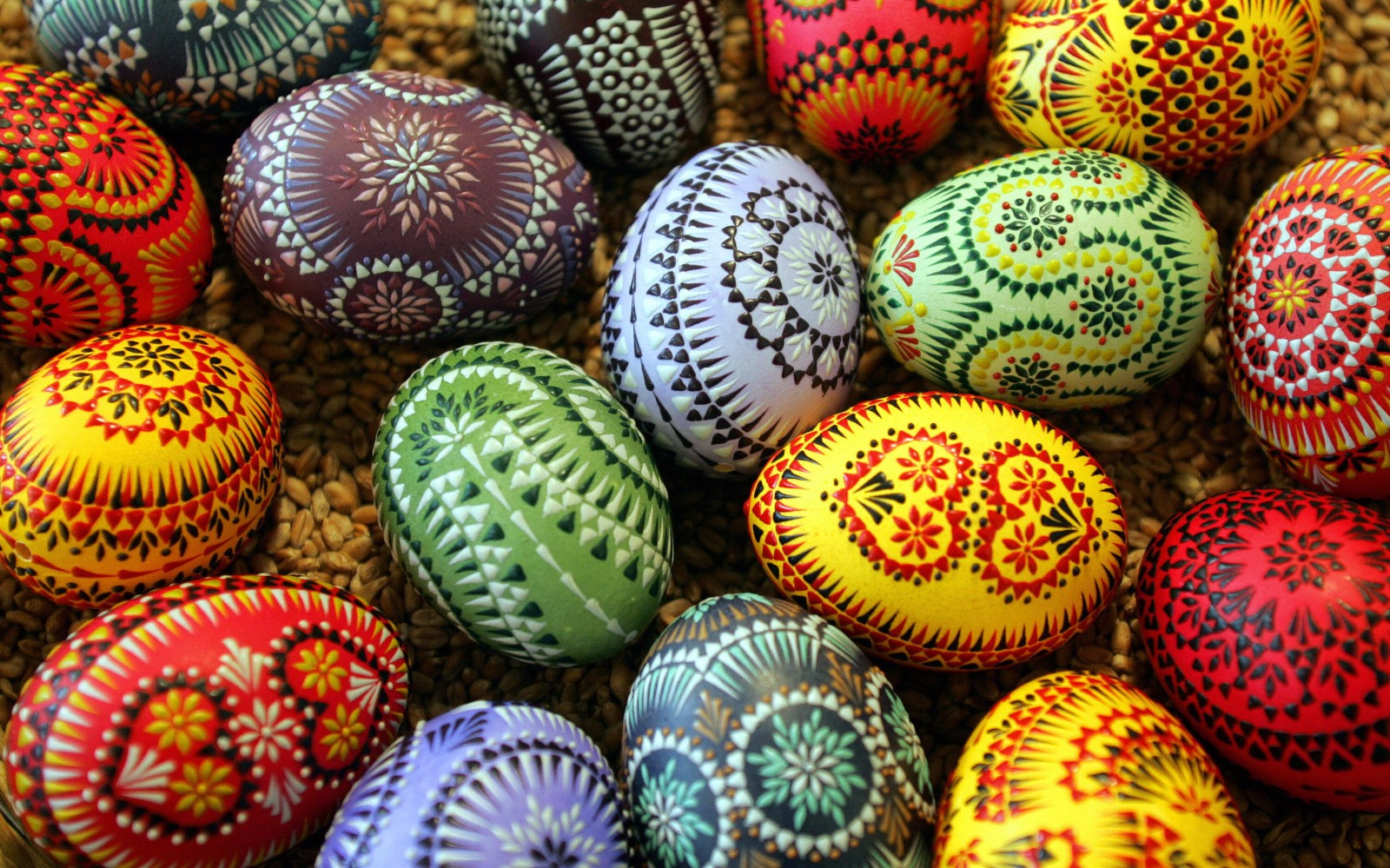 收下这套复活节彩蛋懒人DIY大法,明天和小伙伴一起