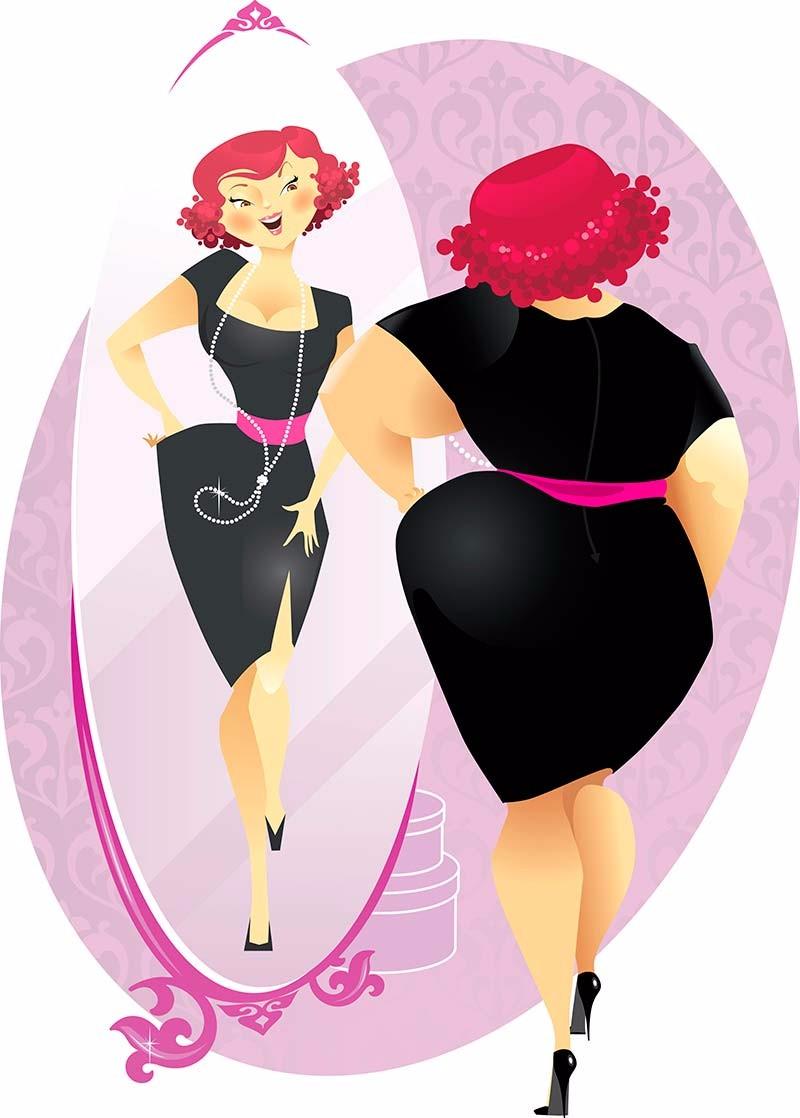 """要么瘦要么死?属于我们胖纸的""""黄金年代""""就毁在这两个法国人手里!"""