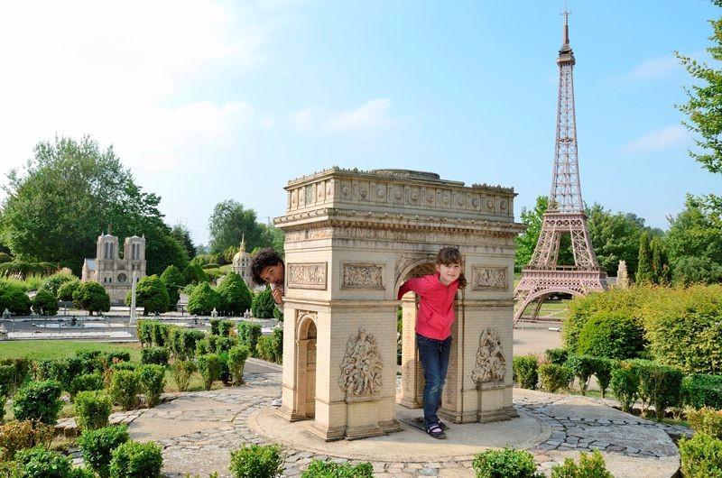 法国微型景观园France Miniature,一天逛完整个法国